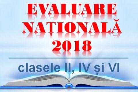 Permalink to:Evaluare Naționala clasele II,IV și VI – 2021 (Draft)